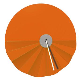 Cadran solaire design plissé