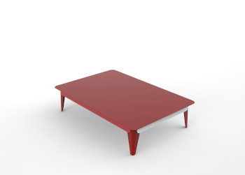 Table basse design de jardin